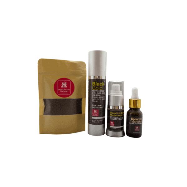 adaptogenic skin kit
