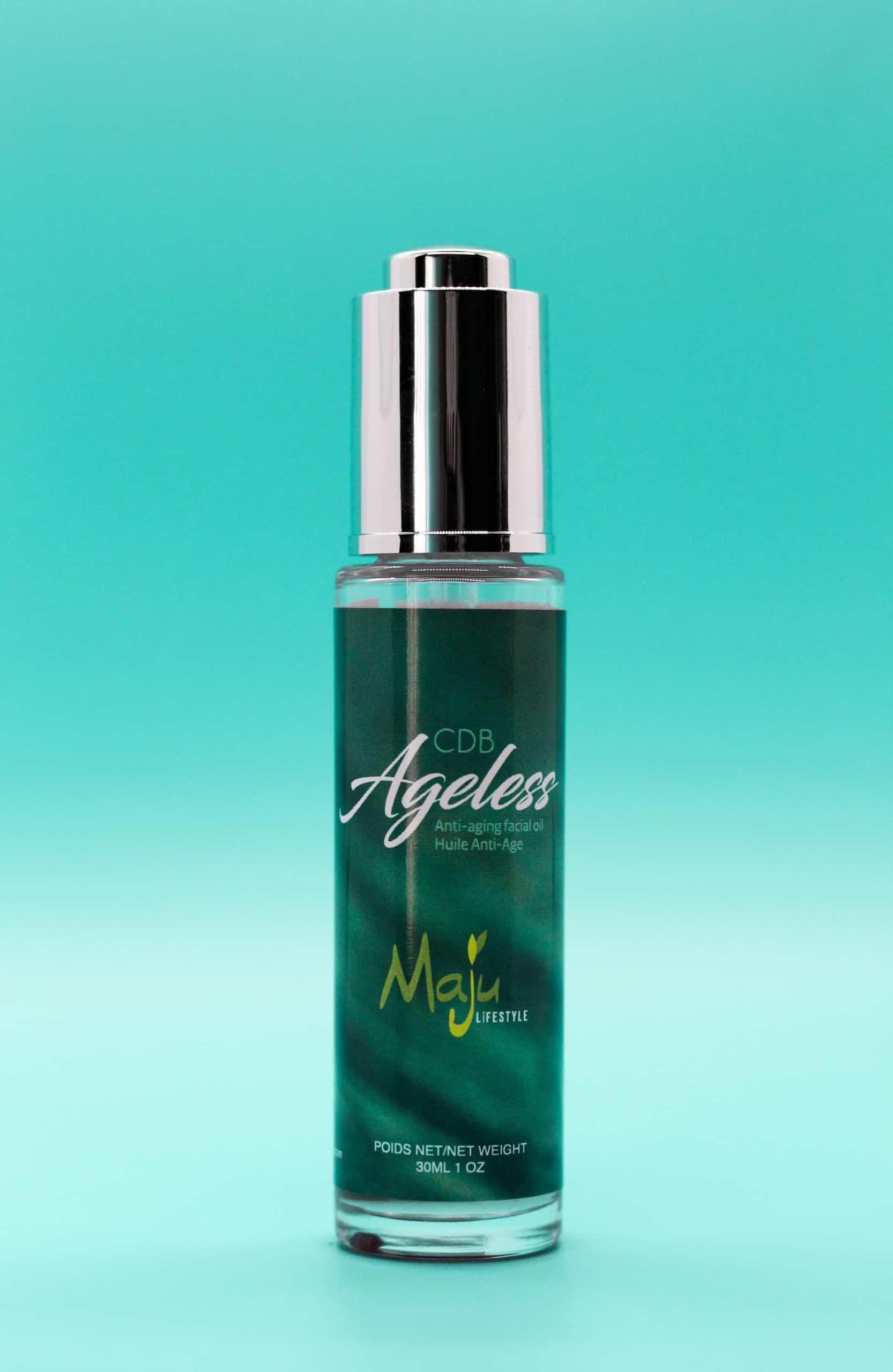 ageless facial oil