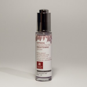 express brightening serum
