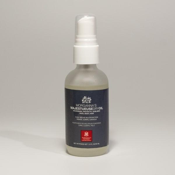 majesteuse dry oil