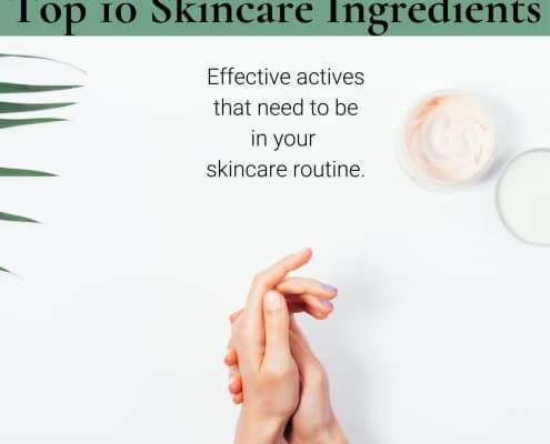 top 10 skincare ingredients