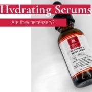 hydrating serums