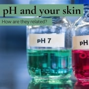 ph and your skin