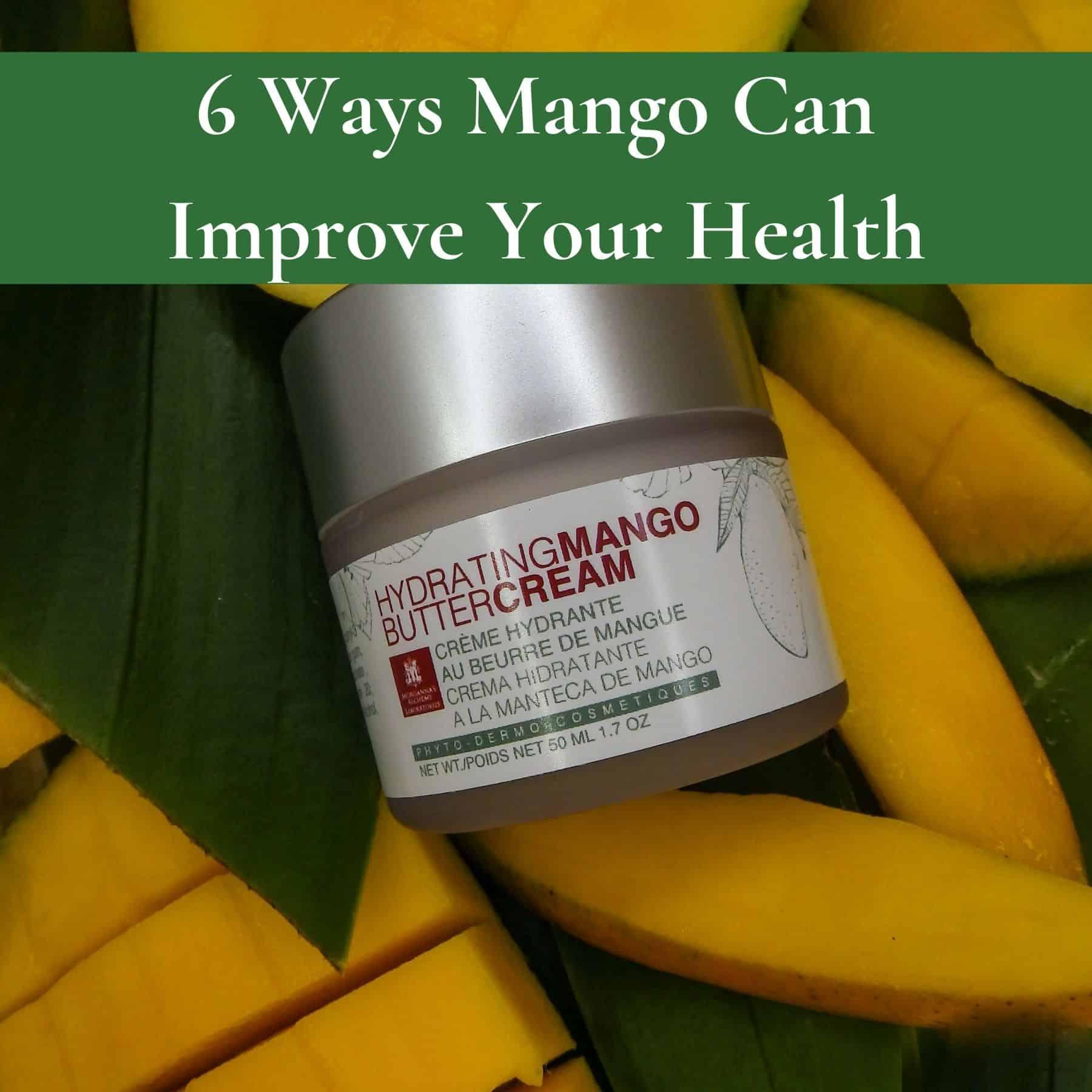 health benefits mango